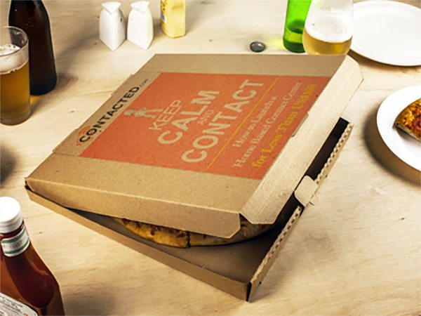 Pizza Contacted