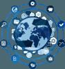 setup website domain address / URL
