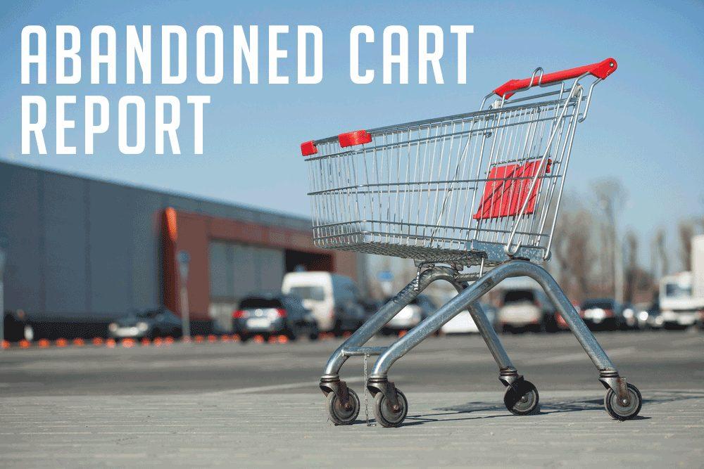 Abandoned Cart Report