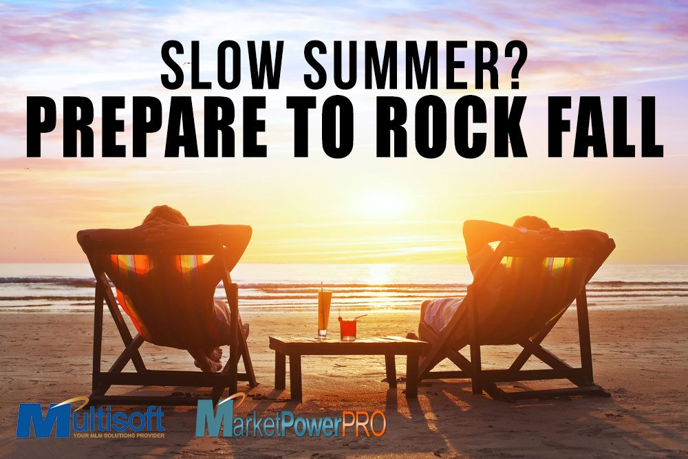 What Do You Do During A Slow Summer?