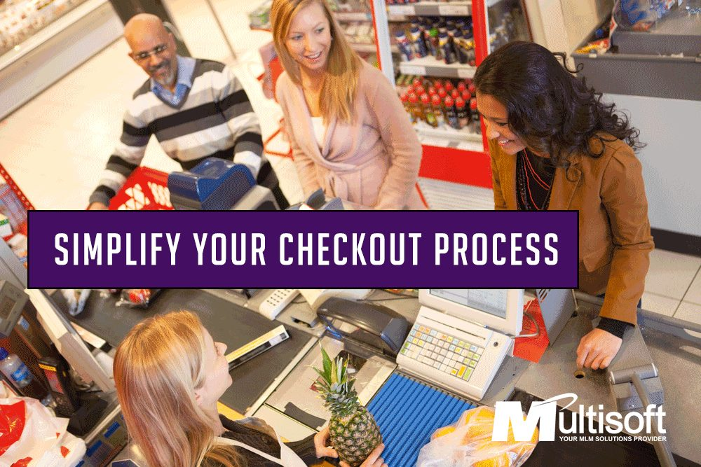 Simplify Your Checkout