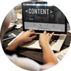 Content Circle Icon
