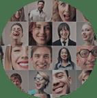 People Circle Icon