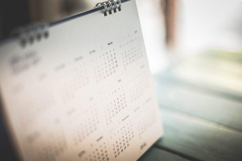 Time for a Calendar & Event Module