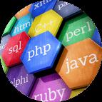 XML Circle Icon