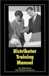 Distributor Training Manual