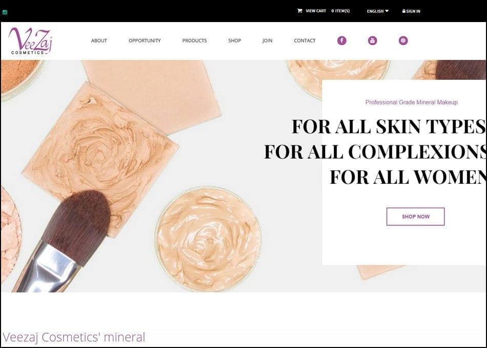 Veezaj Cosmetics