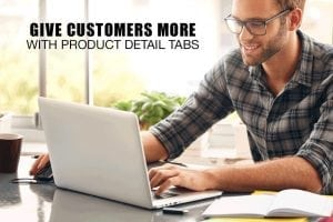 Product Detail Tabs