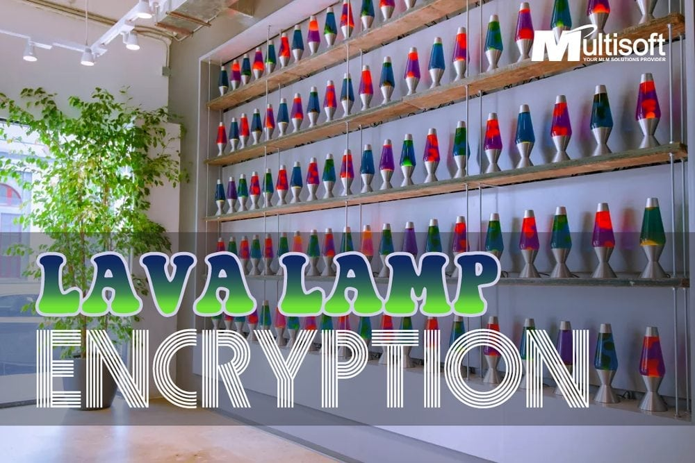 Lava Lamp Encryption