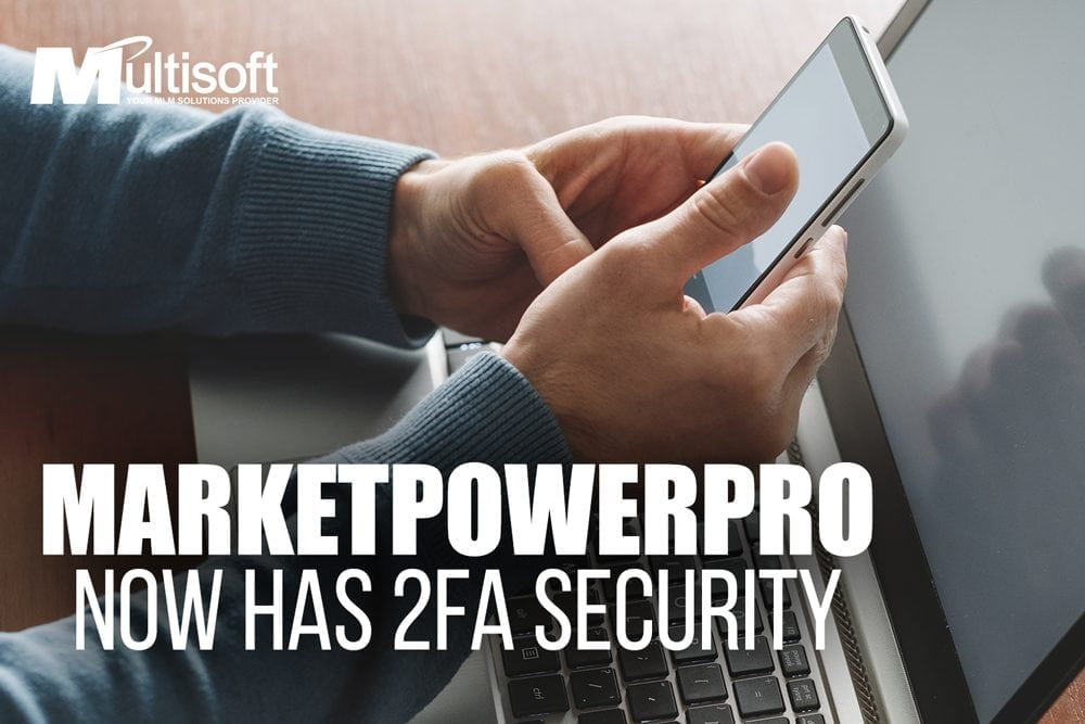MarketPowerPRO Two-Factor Authentication