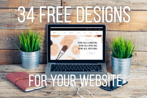 34 Free Website Templates For Your MLM Software