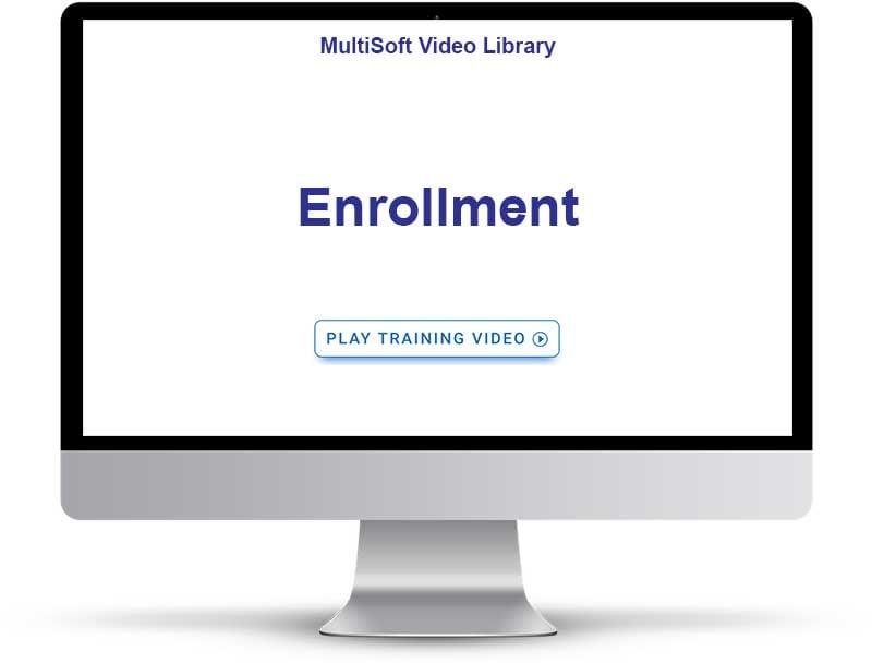 Distributor Enrollment