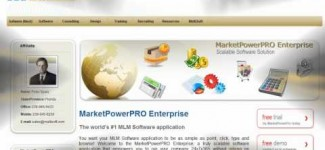 Site Replication in MarketPowerPRO by MLM Software provider MultiSoft Corporation