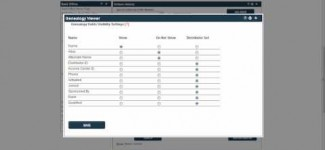 BackOffice in MarketPowerPRO by MLM Software provider MultiSoft Corporation