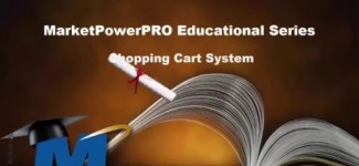 Shopping Cart System in MarketPowerPRO by MLM Software provider MultiSoft Corporation
