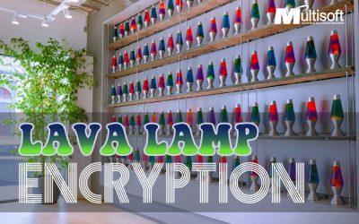 Lava Lamp Encryption